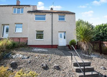 Thumbnail 3 bed terraced house for sale in Oak Crescent, Mayfield, Dalkeith