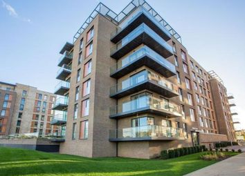 Thumbnail 3 bed flat to rent in Handley Drive, London