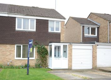 Thumbnail 3 bedroom semi-detached house for sale in Whaley Road, Wokingham, Berkshire