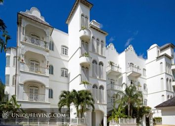 Thumbnail 3 bed apartment for sale in St James, Barbados, Caribbean