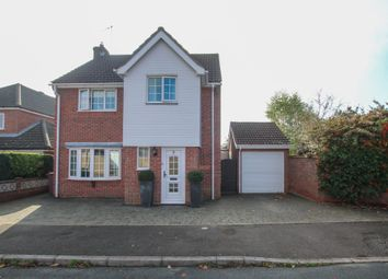 Thumbnail 4 bed detached house for sale in Janus Close, Haverhill