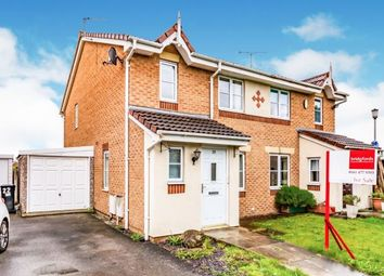 Thumbnail 4 bed semi-detached house for sale in Newsham Road, Davenport, Stockport, Cheshire