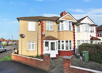 Thumbnail 4 bed semi-detached house to rent in Parsonage Manor Way, Belvedere