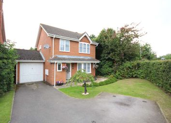 Thumbnail 3 bedroom detached house for sale in Julius Hill, Warfield, Bracknell, Berkshire