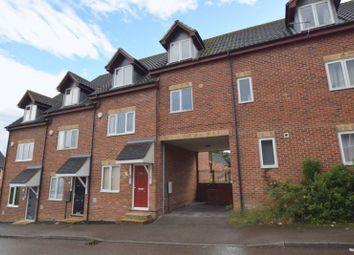 Thumbnail 3 bedroom town house for sale in Kirkwood Grove, Medbourne, Milton Keynes