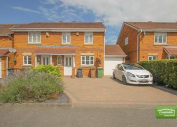 Thumbnail 3 bedroom property for sale in 8, Sandy Grove, Brownhills, Walsall, West Midlands