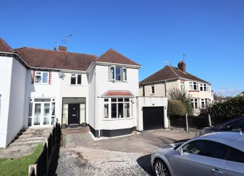Thumbnail 3 bed semi-detached house for sale in Oxley Moor Road, Wolverhampton