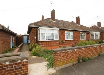 Thumbnail 2 bedroom semi-detached bungalow for sale in Furze Way, Wolverton, Milton Keynes
