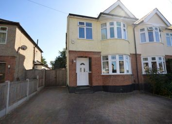 Thumbnail 4 bed semi-detached house for sale in St Johns Avenue, Chelmsford
