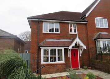 4 bed semi-detached house for sale in Kingfisher Drive, Haywards Heath RH16