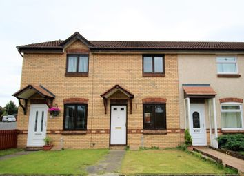 Thumbnail 2 bed terraced house for sale in Vallantine Crescent, Uddingston