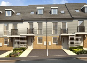 "Thumbnail 3 bedroom terraced house for sale in ""Helmsley"" at Temple Hill, Dartford"