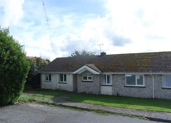 Thumbnail 5 bed bungalow for sale in Deans Close, Haverfordwest
