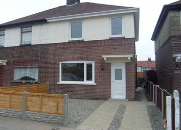 Thumbnail 3 bedroom semi-detached house to rent in Edgeway Road, Blackpool