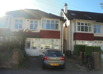 Thumbnail 4 bed semi-detached house to rent in Alric Avenue, New Malden