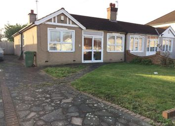 Thumbnail 3 bed semi-detached bungalow for sale in Cumberland Drive, Bexleyheath, Kent
