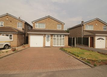 Thumbnail 3 bedroom detached house for sale in Fabis Drive, Clifton Grove