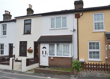Thumbnail 2 bed terraced house to rent in George Street, Gidea Park, Romford