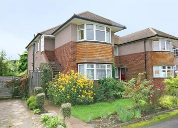 Thumbnail 3 bed flat for sale in Willis Close, Epsom