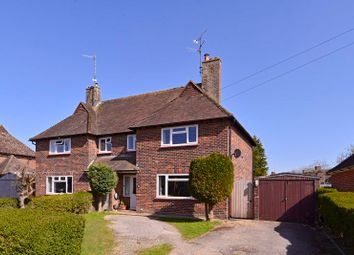 Thumbnail 3 bed semi-detached house for sale in Glebe Road, Cranleigh