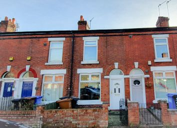 Thumbnail 2 bed terraced house for sale in Chatham Street, Stockport, Stockport