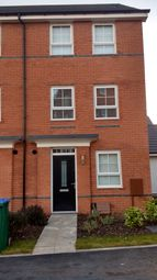 Thumbnail 5 bed town house to rent in The Moorings, Coventry