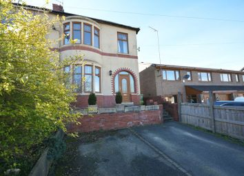 Thumbnail 3 bed semi-detached house for sale in Oakwood Road, Accrington