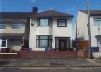 Thumbnail 3 bed detached house for sale in 43 Guernsey Road, Old Swan, Liverpool