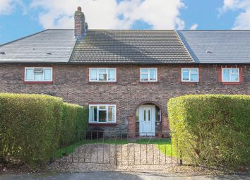 Thumbnail 4 bed terraced house for sale in Mawson Close, London