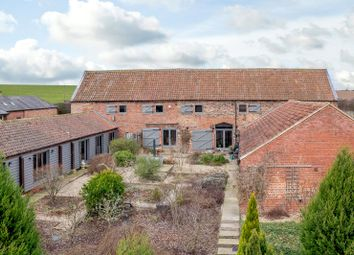 Thumbnail 5 bed link-detached house for sale in Bunkers Grange, Lincoln Road, Welton Le Wold, Louth