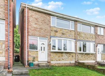 Thumbnail 2 bed semi-detached house to rent in Valley Drive, Wakefield