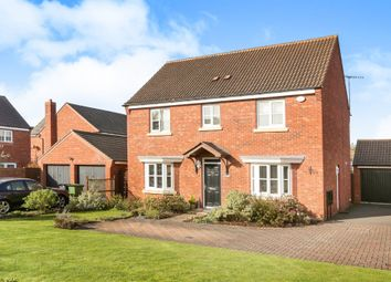 Thumbnail 4 bed detached house for sale in Evergreen Way, Stourport-On-Severn
