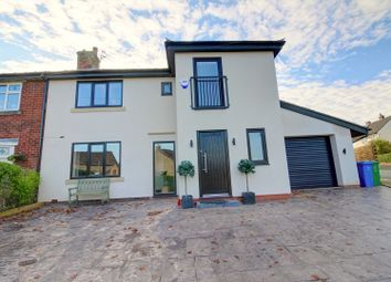 Thumbnail 4 bed semi-detached house for sale in Heath Avenue, Ramsbottom