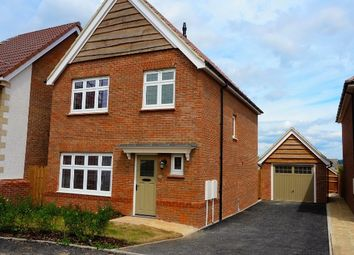 Thumbnail 3 bed detached house for sale in Cherhill Way, Calne