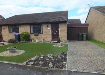 Thumbnail 2 bed semi-detached bungalow for sale in Gloucester Walk, Westbury, Wiltshire
