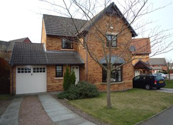 Thumbnail 3 bed detached house to rent in Wellside Circle, Kingswells