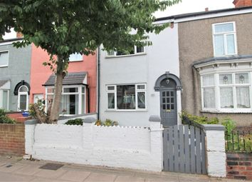 Thumbnail 3 bed terraced house for sale in Park Street, Cleethorpes