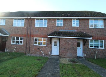 Thumbnail 3 bed terraced house to rent in Lime Close, Lakenheath, Brandon