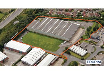 Thumbnail Warehouse for sale in Normanton Industrial Estate, Don Pedro Avenue, Normanton, West Yorkshire, England