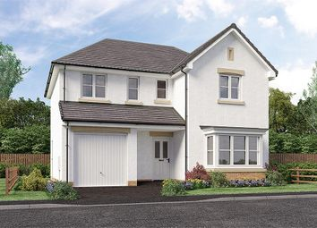 "Thumbnail 4 bed detached house for sale in ""Lennox"" at Rosehall Way, Uddingston, Glasgow"