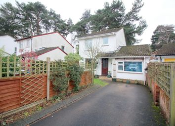 Thumbnail 3 bedroom detached house for sale in Nightjar Close, Upton, Poole