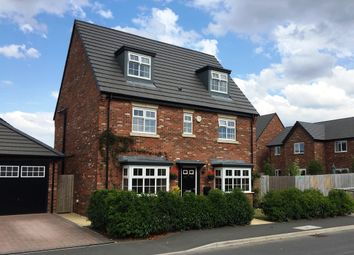 "Thumbnail 5 bed detached house for sale in ""Regent "" at Grange Drive, Carlisle"