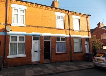 Thumbnail 3 bed terraced house to rent in Noel Street, Leicester
