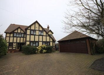 Thumbnail 5 bed detached house to rent in Kirkham Road, Horndon-On-The-Hill, Stanford-Le-Hope