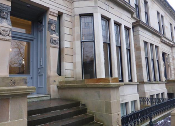 Thumbnail 3 bed flat to rent in Lancaster Terrace, West End