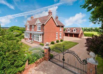Thumbnail 5 bed detached house for sale in Mount Castle Lane, Lenham Heath, Maidstone