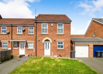 Thumbnail 3 bed terraced house for sale in Orwell Gardens, Stanley
