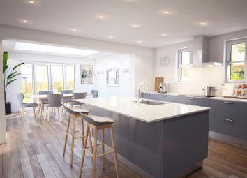 Thumbnail 4 bedroom detached house for sale in Kingsdown Lane, Blunsdon, Swindon