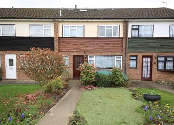 Thumbnail 4 bed terraced house for sale in Northumberland Road, Linford, Stanford-Le-Hope