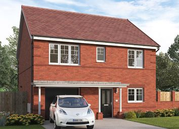 "Thumbnail 4 bed detached house for sale in ""The Venbridge"" at George Holmes Business Park, George Holmes Way, Swadlincote"